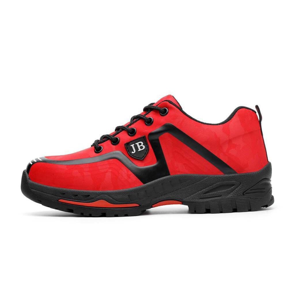 Jumbo Red Safety Shoe