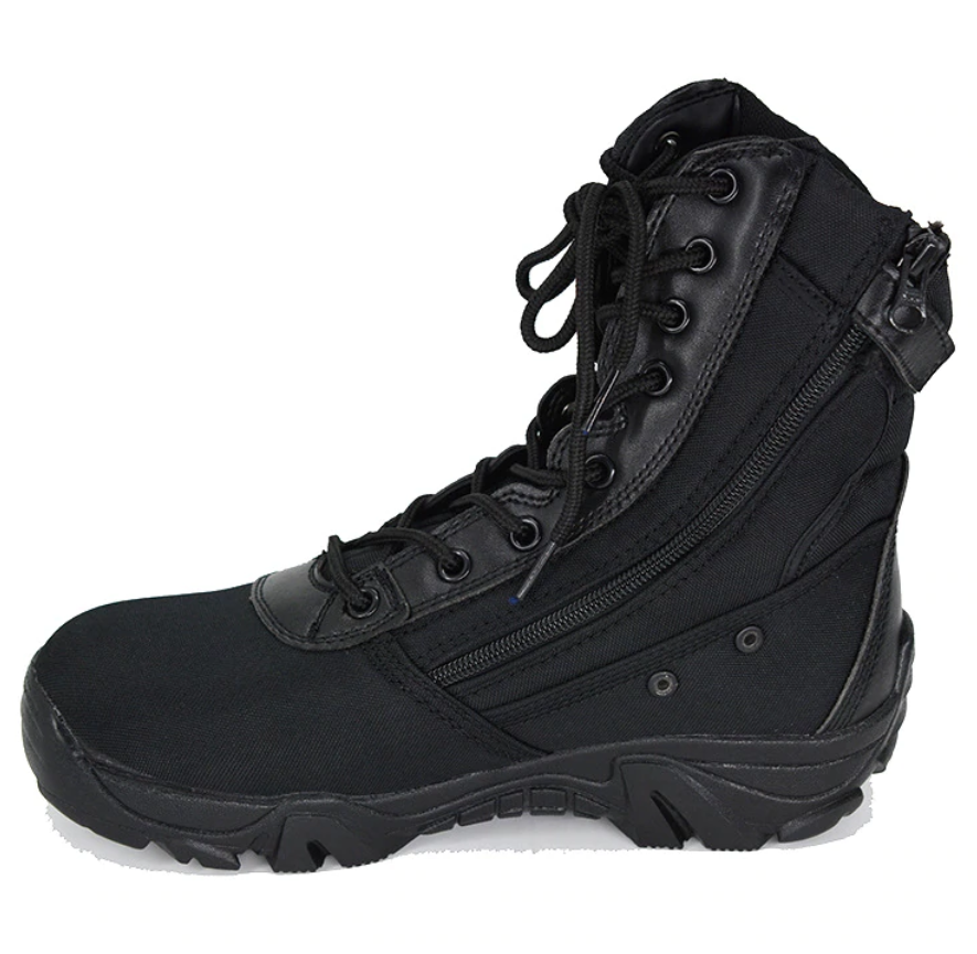 Aircraft Black Safety Shoe